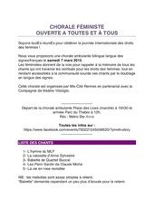 Fichier PDF chant feministes 7 mars