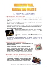 charte du carnavalier clspd