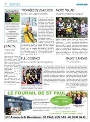 sportsland 153 breves