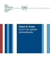 rome statute statut de rome francais