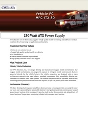 250 watt atx power supply