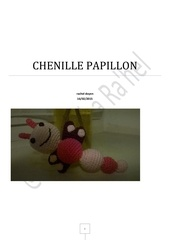 pdf chenille papillon