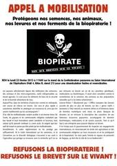 Fichier PDF appel mobilisation