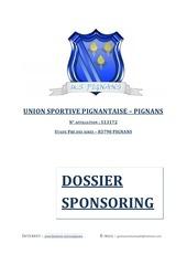 Fichier PDF dossiersponsoring