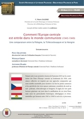europe centrale conference