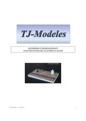 tj modeles catalogue