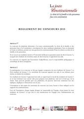 ljc reglement du concours 2015 1