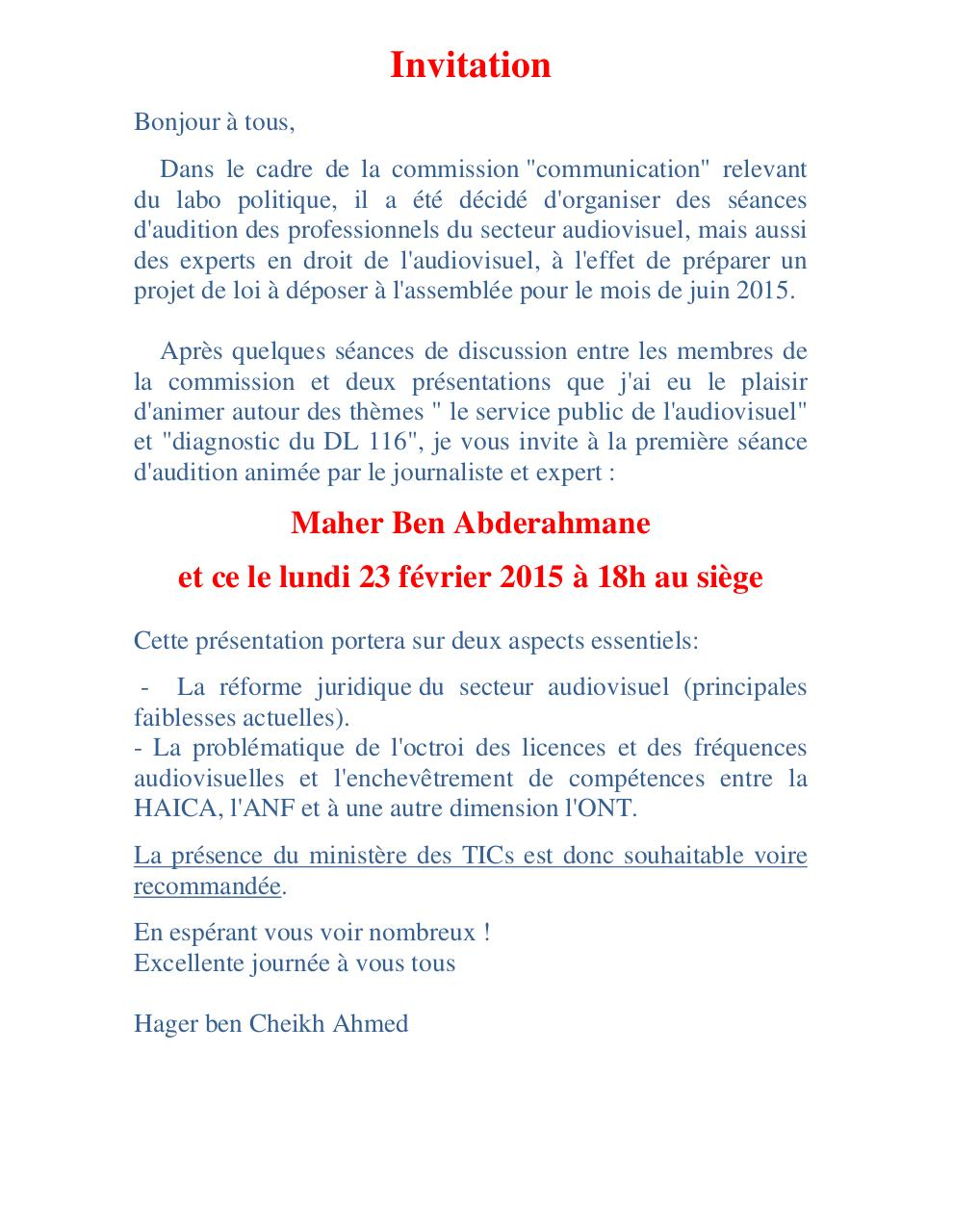 Aperçu du document Hager B A Invitation  23 02 15.pdf - page 1/1