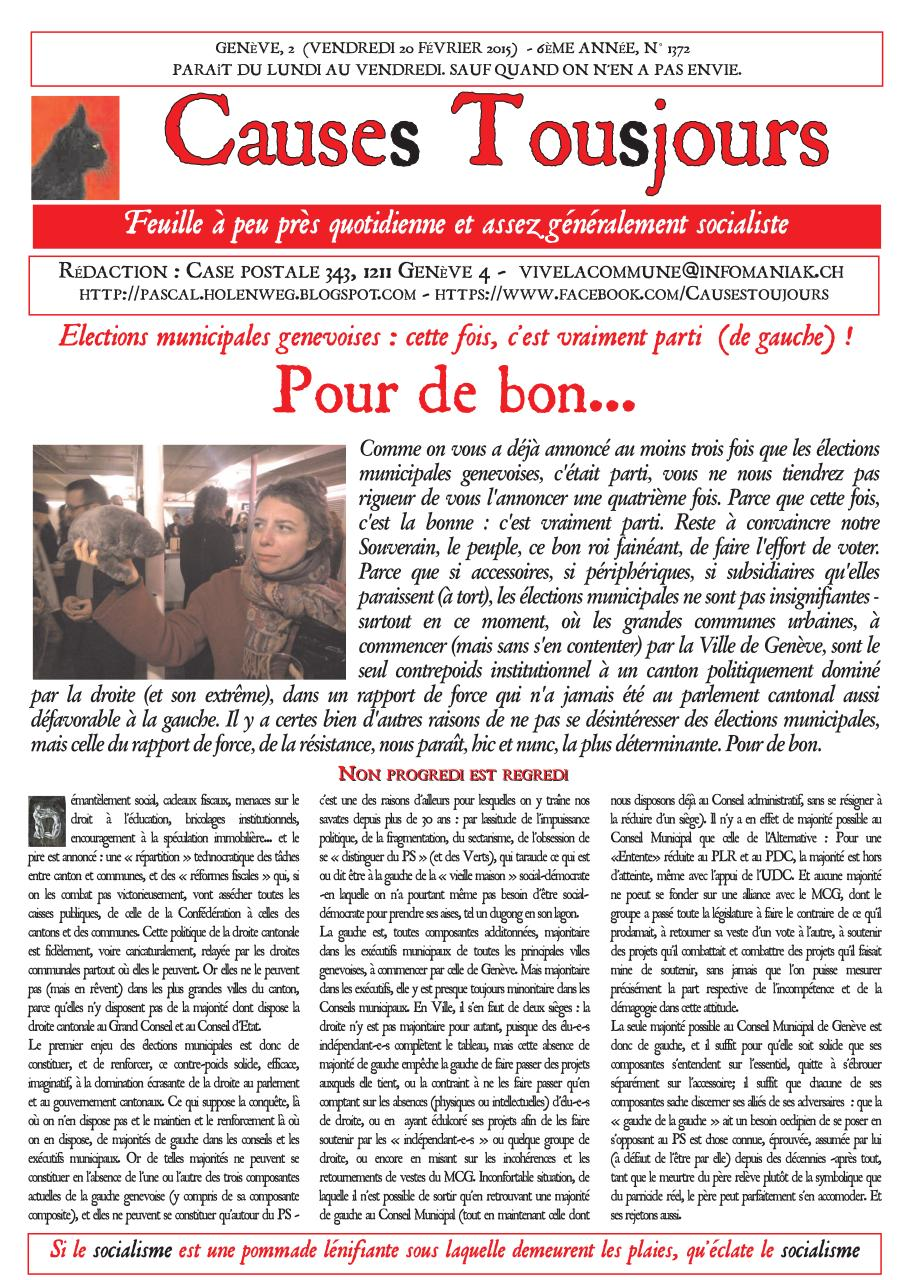 Newsletter1372.pdf - page 1/2