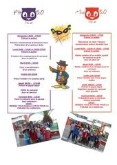 programme clubs enfants fevrier 2015