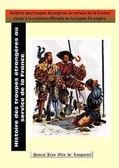 histoire des troupes etrangeres en france