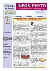 info phyto 37 vu dg janv