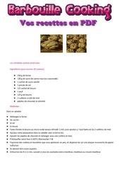 Fichier PDF cookies