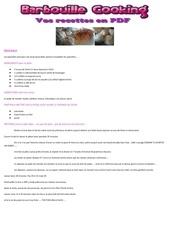 Fichier PDF pizza balls