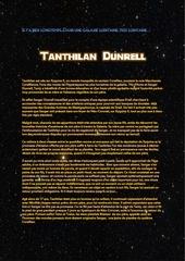 tanthilan dunrell