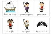 nomenclature pirate