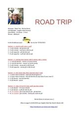 road trip odt 1