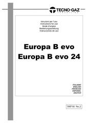 europab evo24 manuel