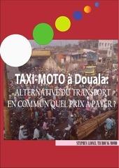 taxi moto a douala cameroun