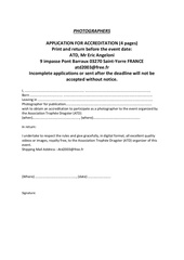 application for certification uk version