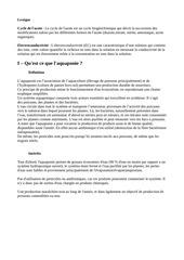 dossier transmission