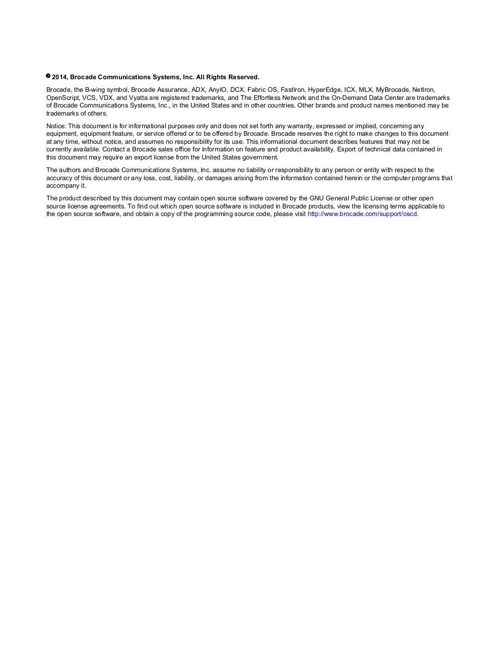 FastIron Ethernet Switch - FastIron_08010_AdminGuide pdf - Fichier PDF
