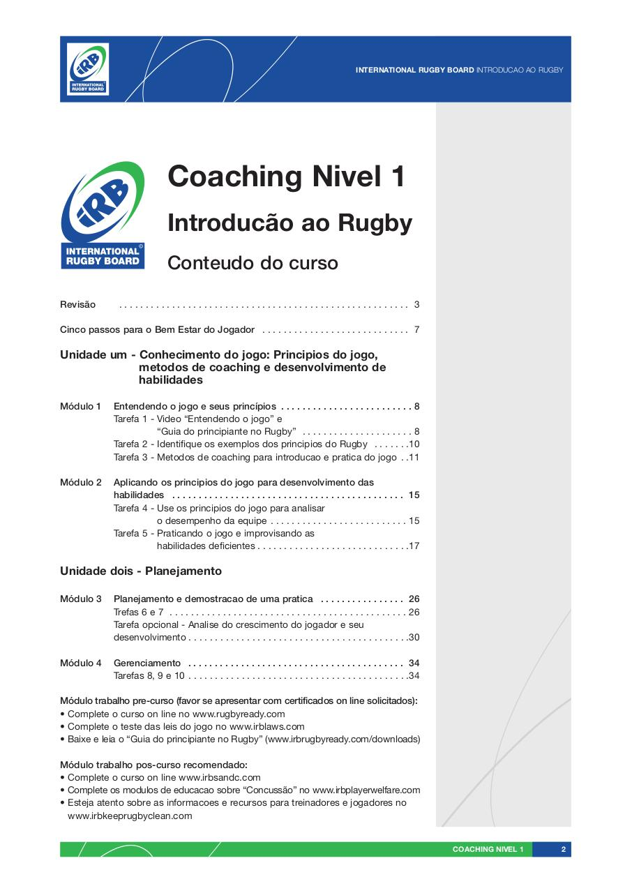 Level_1_Coaching_2014 PTBR.pdf - page 2/37