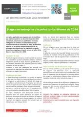 Fichier PDF fiche info stages entreprises regles v2