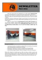 news letter fr