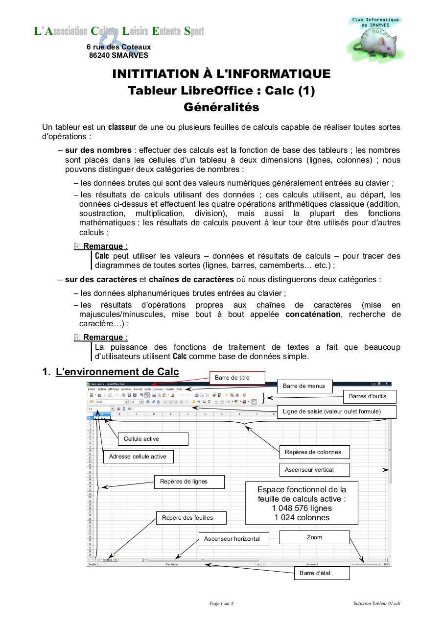 Aperçu du fichier PDF initiation-tableur-01.pdf