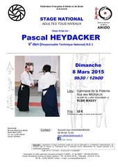 stage pascal heydacker 08 mars 2015