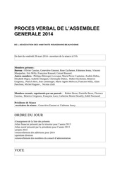 Fichier PDF proces verbal 2014