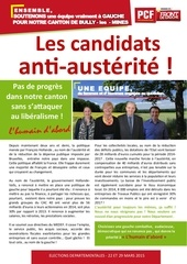 tract les candidats anti austerite