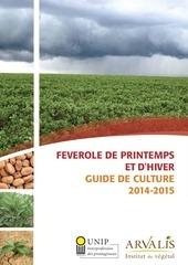 guide culture feverole 2014