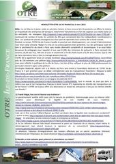 news otre idf 3 mars 2015