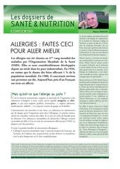 allergies sni