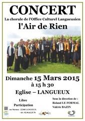 affiche 15 mars 2015