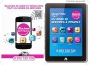 brochure auchan services