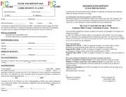 Fichier PDF dossier d inscription break