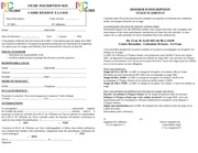 Fichier PDF dossier d inscription flamenco