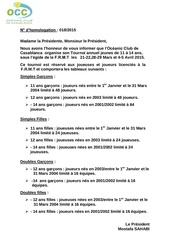 Fichier PDF circulaire tournoi