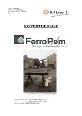 Fichier PDF rapport de stage maxime grenard c2 1ere annee 2