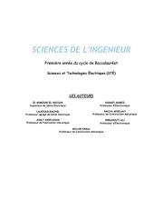 super sciences industriels de l ingenieur pdf