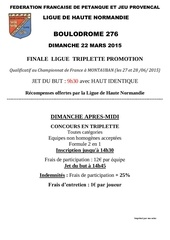 2015 03 22 finale ligue triplette promotion