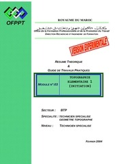 Fichier PDF m03 topographie elementaire1 initiation btp tsgt