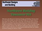 northwest building vancouver wa