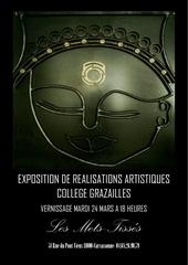 Fichier PDF exposition de realisations artistiques college grazailles