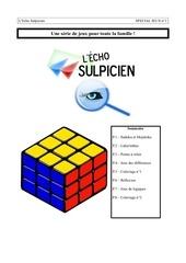 l echo sulpicien special jeux n 1