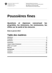 pm questions et reponses 2013