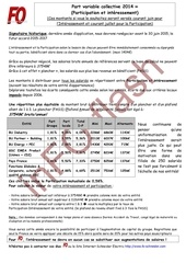 info flash ues interessement participation 2014 verse en 2015 2